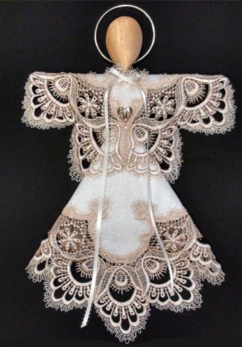 Elegant Tablecloth Angels