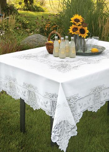 Beau Tablecloth